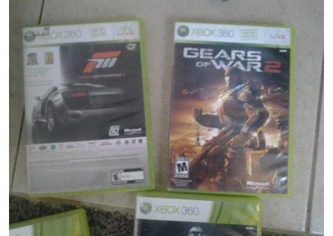 Xbox 360 500 gb, 2 controles, seminuevo.