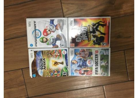 Venta de Wii Blanco