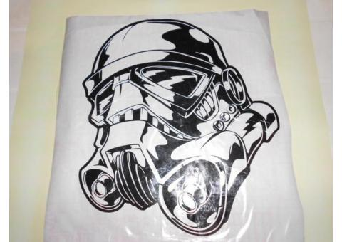 Stormtrooper en vinil color negro