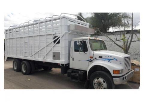 Carrocería camión torton