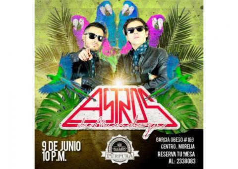 Astros de Mendoza en Morelia - 9/JUN/17