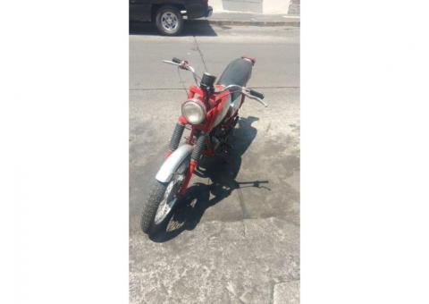 Carabela 125cc