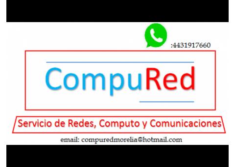 REPARAMOS SU RED O EQUIPO DE COMPUTO, FORMATEOS, INSTALACIONES, MANTENIMIENTOS.