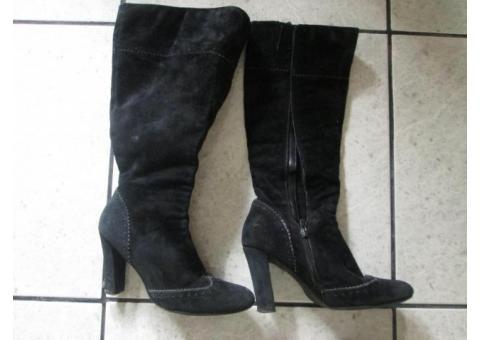 Botas, Zapatos de Mujer, Tacones Usados en Buen Estado