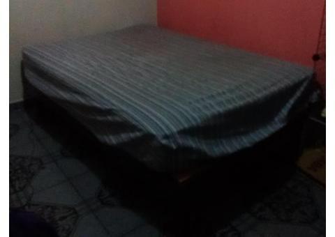 Vendo cama matrimonial