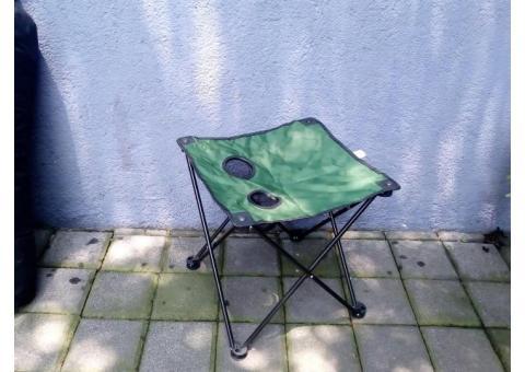 Mesa para acampar.