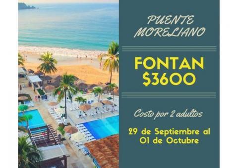 PUENTE MORELIANO! 29-1 DE SEPTIEMBRE