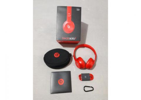 Beats Solo 2.0 Red