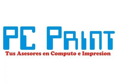 PC PRINT SOLICITA PERSONAL