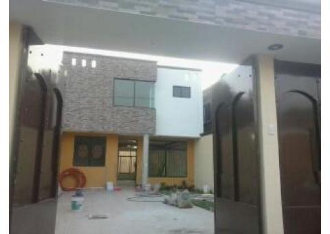 casa nueva en 2 niveles en jardines de quinceo