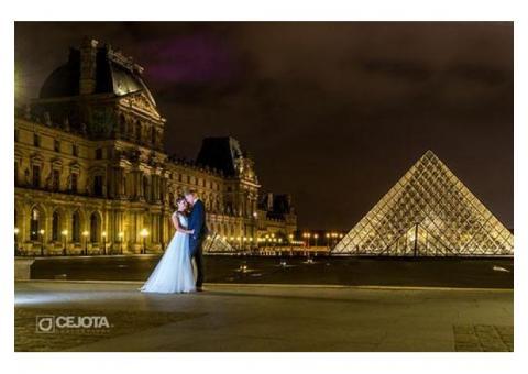 Fotografía profesional Internacional a tu servicio