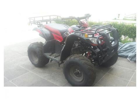 Cuatrimoto ATV 150 con reversa