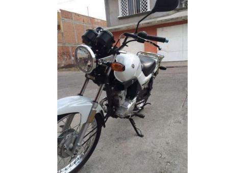 REMATE VENDO  Moto Yamaha YBR  Año 2013