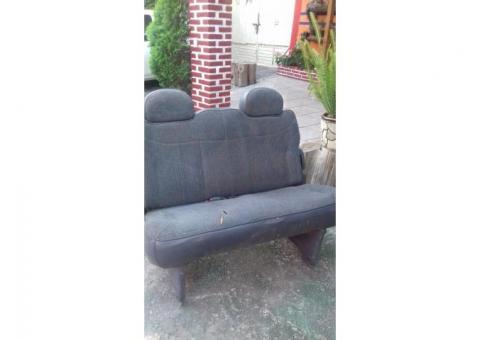 Vendo juego de asientos para camioneta baratos inf. 4431894883