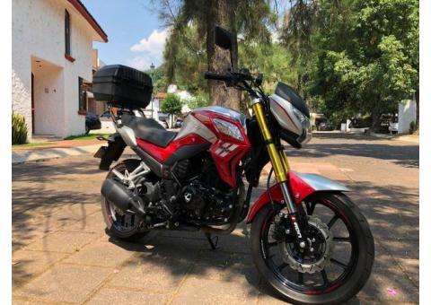 Carabela 250 cc. VECTOR 2018