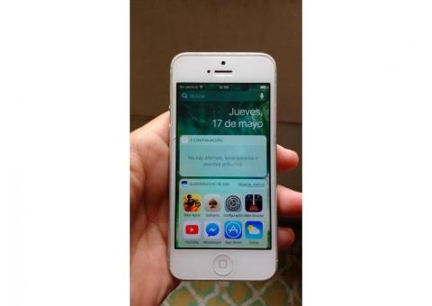 URGE IPHONE 5S DE 16GB