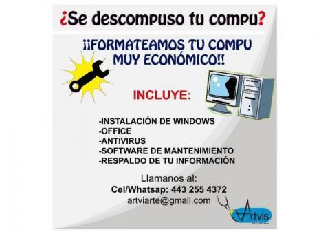 Repara tu computadora
