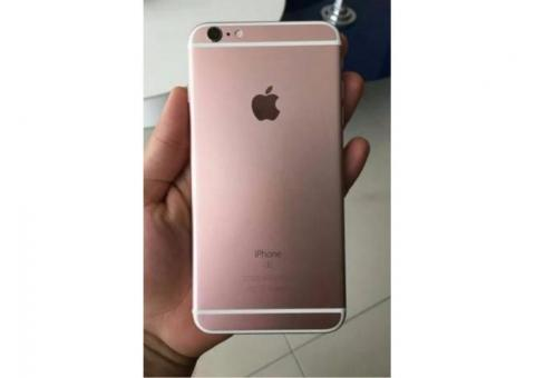 Vendo iPhone 6s  rosa