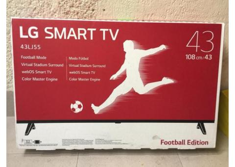 PANTALLA LG Smart TV 43""