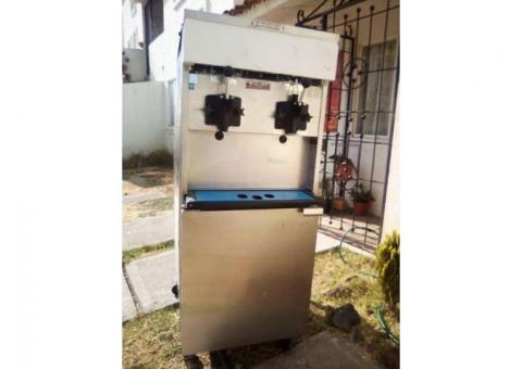 Maquina de Helado Chorro