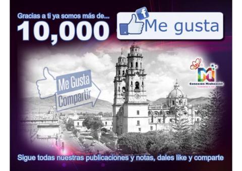 Conexi{on Michoacan - Agencia de Noticias