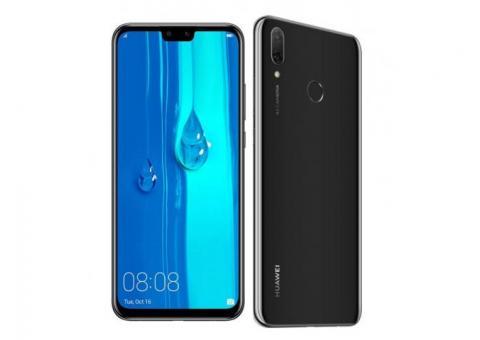Huawei Y9 nuevo, paquete sin abrir, color negro, libre para cualquier compañía