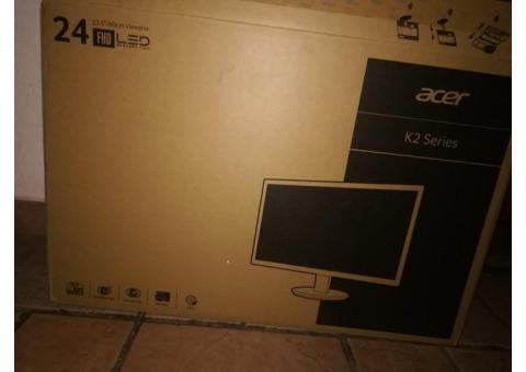 Monitor Acer K242HQL Bbid LED 24''