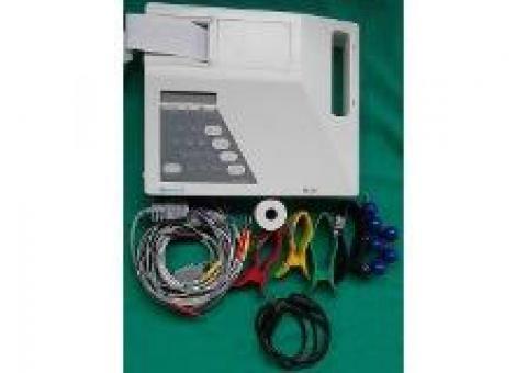 Electrocardiografo Burdick Elite II, usado en buenas condiciones.