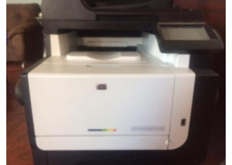 Multifuncional Laser de color HP CM1415fnm color MFP