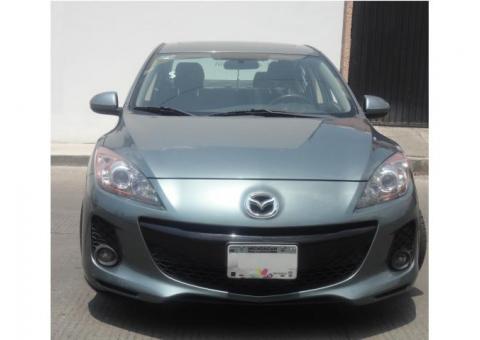 Mazda 3 2012 Sport
