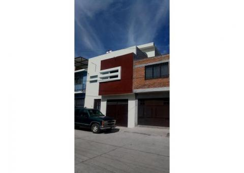 Casa Col. Ricardo Flores Magon