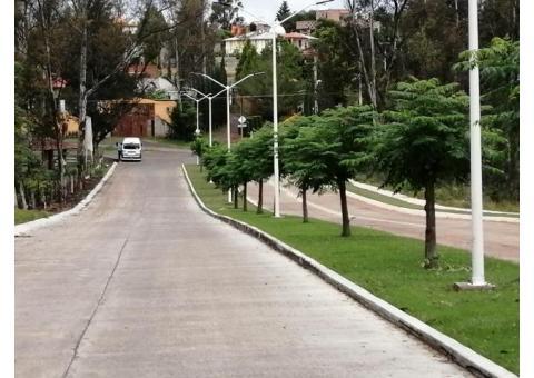 Lotes Resideciales En Salida a Pátzcuaro