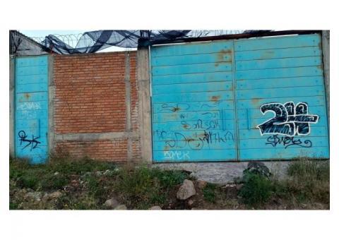 Se Vende terreno en Morelia Col. Niños Heroes
