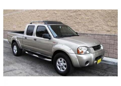 nissan frontier automatica 4x4