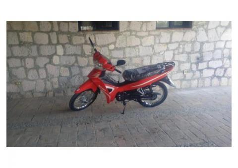SE REMATA MOTO ITALIKA 2019