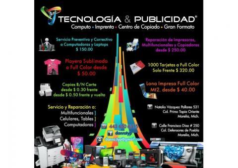 Tecnología y Publicidad