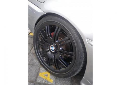 RINES BMW 19 M3 CON LLANTAS NUEVAS