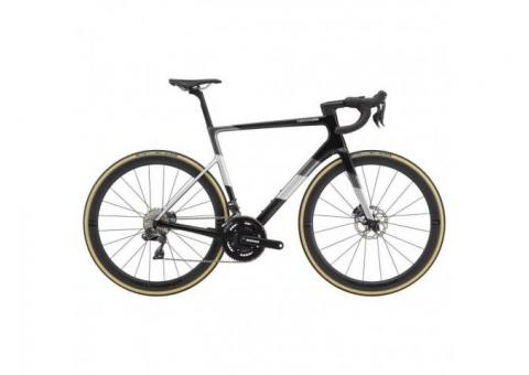 2020 Cannondale SuperSix EVO Hi-MOD Ultegra Di2 Disc Road Bike - Fastracycles