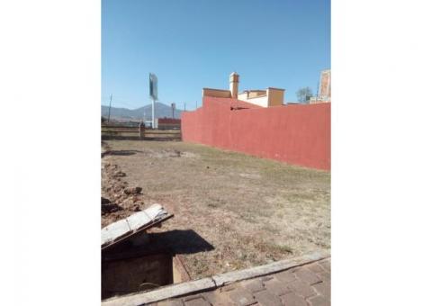 Terreno 300m2 por Altozano, La Bandera, Morelia