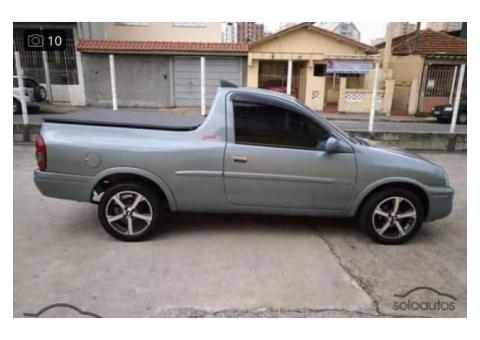 Chevy pickup 2003