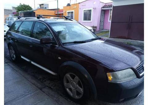 Audi Allroud Quattro