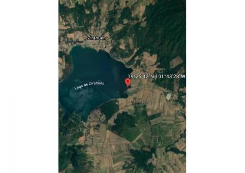 OFERTAAA Terreno Lago de Zirahuen