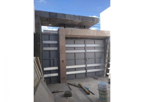 Casa nueva en venta, una sola planta en esquina Col. Guadalupe Morelia