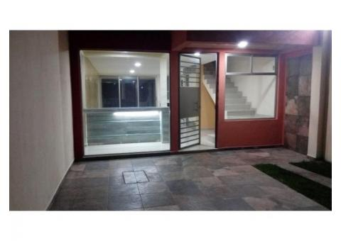 Casa nueva en venta Col. Gertrudis Sánchez Morelia