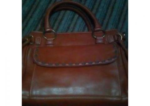 tres bolsas de mujer