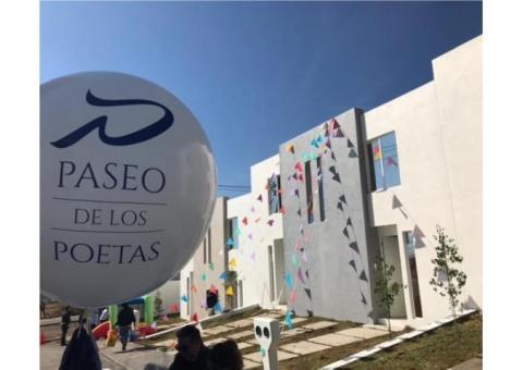 Fraccionamiento Paseo de los Poetas por nuevo IMSS