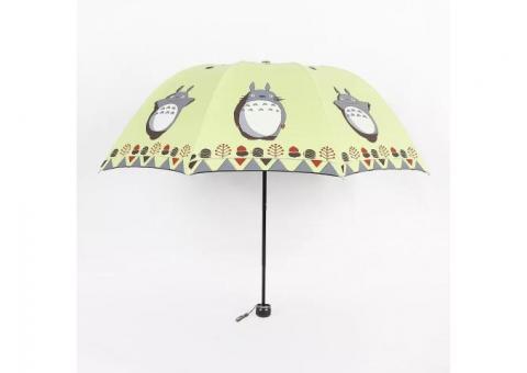 Sombrilla Totoro