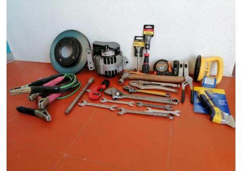 Alternador Para Ecosport 2008, Disco Ford Ikon &herramientas