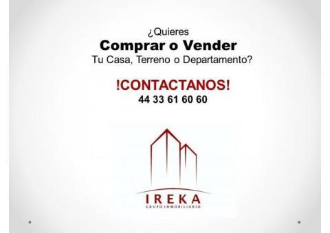 ¿Quieres comprar o vender una propiedad?