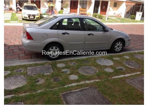 REMATO FORD FOCUS 2001 AUTOMATICO